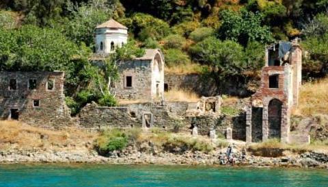 cunda-Ai-dimitri-ta-salina-manastiri